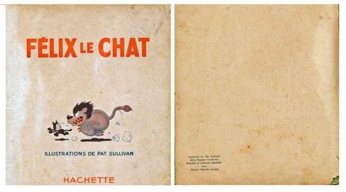 BD,BD anciennes,Félix le Chat,Pat Sullivan,Manara