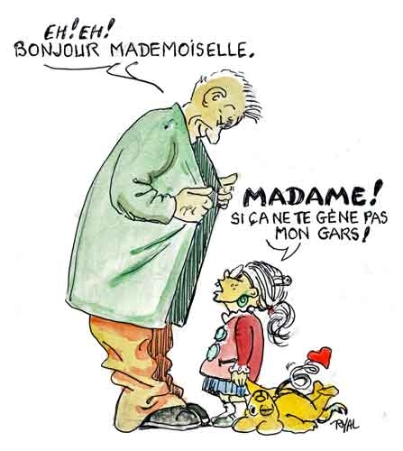 roselyne bachelot,terme mademoiselle,sexe,sexisme,suppression mademoiselle
