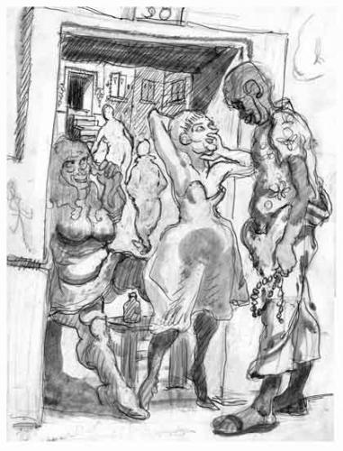 prostitution parisienne,prostitution populaire,vie parisienne,prostitution