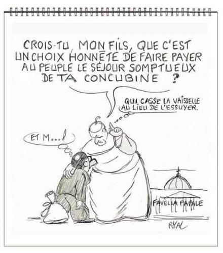 Hollande,Pape,Vatican,Paradis fiscal,mafia,célibat,catholique,