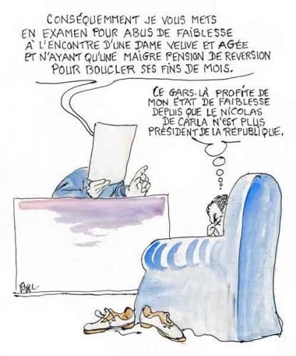 Sarkozy,affaire Bettencourt,Juge Gentil,financement campagne électorale,justice,politique,