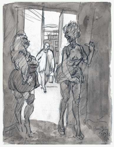 prostitution,prostitution populaire,vie parisienne