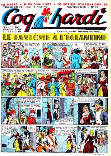 1er mai 2021,bandes dessinées de collection 1951,tarzanides du grenier,doc jivaro,bar zing de montluçon,marija,le rallic,coq hardi