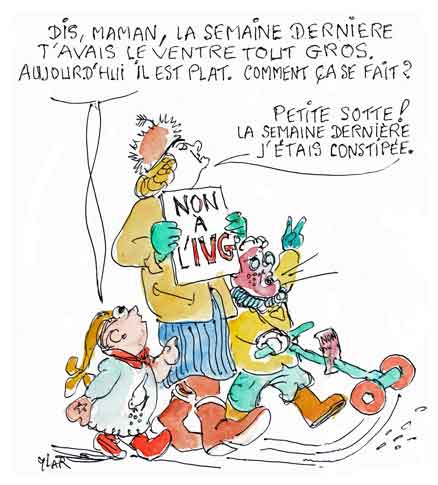 IVG,pilule absortive,planning familial,mifégyne,Jérôme Lejeune