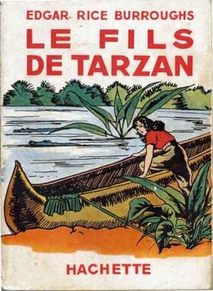 tarzanides,tarzan,le fils de tarzan,edgar rice burroughs,souriau,bd,bd anciennes
