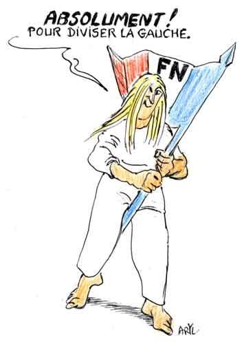 Marine Le Pen,Eva Joly,Cohn Bendit,écologie