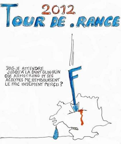 tour de France,armstrong,dopage,cyclisme,sport,