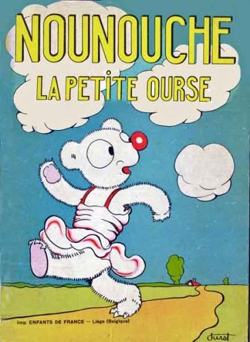 bd,bande dessinée,bd ancienne,Nounouche,illustration,dessin