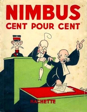 professeur nimbus,savant fou,andré delachanel,tarzanides du grenier,bandes dessinées de collection,doc jivaro,bar zing de montluçon