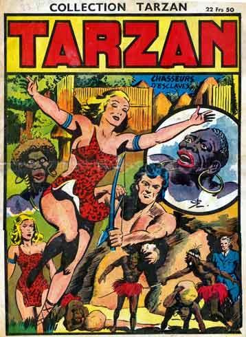 bd,bande dessinée,bd ancienne,Tarzan,Edition Mondiales,illustration,dessin