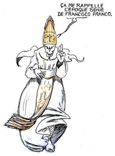gouvernement espagnol,madrid,pape,espagne,religion,athéisme