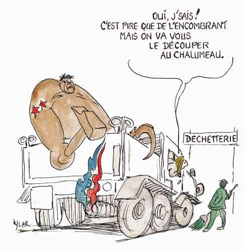 Marine Le Pen,Jean-Luc Mélenchon,législatives 2012,Front de Gauche,Front National,FN