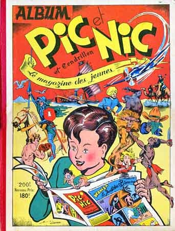bd,bd anciennes,gir,le rallic,tarzan,saurel,tarzanides,illustrations,dessin,journaux pour enfants