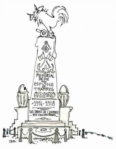 Centenaire Grande Guerre,1914-1918,réhabilitation fusillés,désertions,espionnage,crimes,François Hollande,Karef Arif,Antoine Prost,réintégration mémorial 14-18