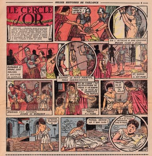 BD Le Cercle d'Or, 1946.jpg