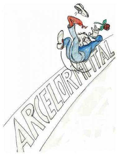 Arcelor Mittal,ArcélorMittal,Lakshmi,hauts fourneaux,crise économique,métallurgie française,