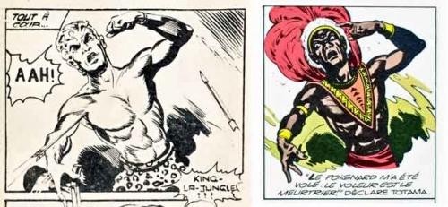bd,bande dessinée,bd ancienne,éditions des remparts,illustration,dessin