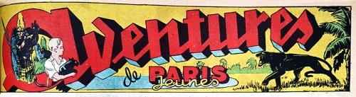 Les aventures de Paris Jeunes,Loana,Carlo Marc,censure Loi de 1949,bandes dessinées de collection,Tarzanides du grenier,Doc Jivaro,Bar Zing de Montluçon,