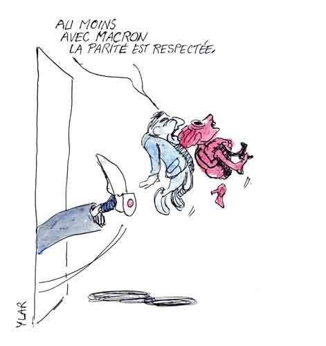 françois bayrou,sylvie goulard,modem,ministère macron,mélenchon,cyril villani,nobel de mathématiques,gueulard