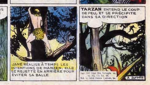 BD, bandes dessinées de collection, Bar Zing, Doc Jivaro, Tarzanides,Tarzan et Jane 1947,Titeuf,Rex Maxon,loi 49956 du 16 juillet 1949,moeurs,