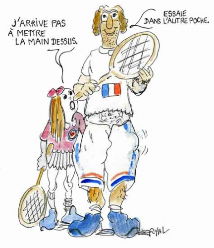Régis de Camaret,sexualité et sport,tennis,mixité,pédophilie