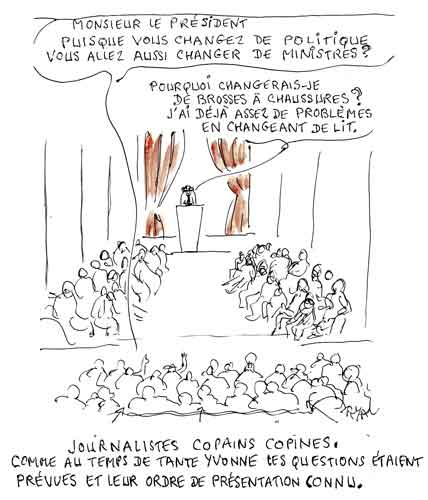 hollande,julie gayet,conférence de presse,cnpf,raffarin