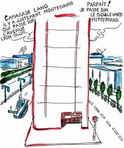 Jack Lang,Arnaud Montebourg,divergences PS,parti socilaiste