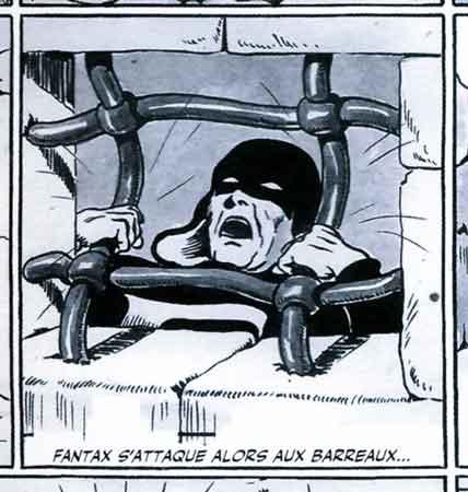 fantax,atelier chott,remy,bob roc,targa,tarzanides,bd,bandes dessinées anciennes
