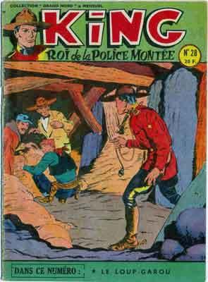 bandes dessinées,bd,king,fergal,fred hartman,editeur sage,jim gary,thunder jack,rancho,donald,tarzan,tarzanides