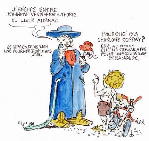 Panthéon,inhumation au Panthéon,parité homme-femme,Jeannette Thorez