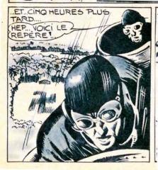 bd,bande dessinée,bd ancienne,tarzan,editions mondiales del duca,illustration,dessin