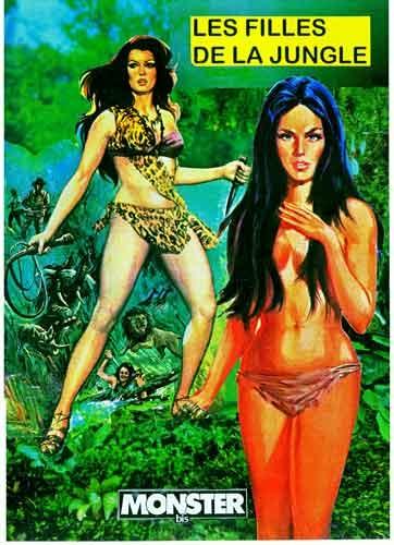 bd,bandes dessinées,bandes dessinées anciennes,tarzan,tarzanides,panthère blonde,tarzan femme