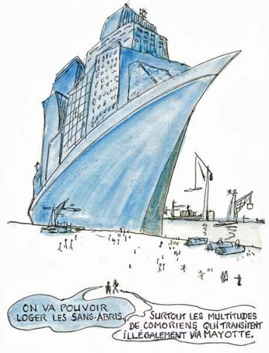 chantier naval,Saint Nazaire,géant des mers,chantiers STX,Mayotte,immigration,comoriens,