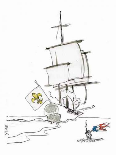 l'hermione,louis xvi,caroline du sud,louisiane,naufrage croisic,marquis de lafayette,comte de la touce-trèville,hermione périple,charente maritime