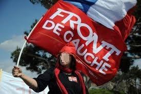 manifestation,front de gauche,mélenchon,présidentielle 2012