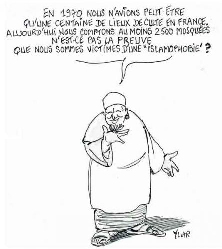 Mosquée dans Lyon,communauté reliigieuse,prosélytisme musulman,droits de l'homme,privilèges religieux
