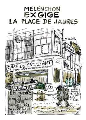 mélenchon,jean jaurès,raoul villain,café taverne du croissant,31 juillet 1914,canal de panama,congrès de tour 1920,histoire