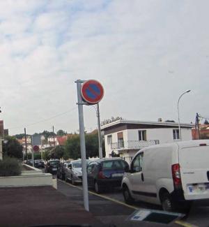 stationnement en ville,stationnement i nterdits,code de la route,chauffards,