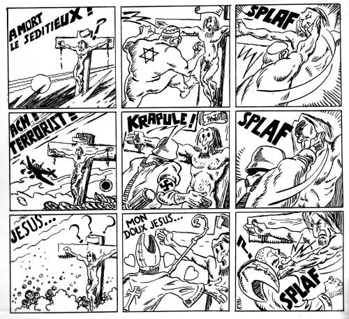 Recto-Verso,Festival d'Angoulême 1983,Le Lynx à Tifs,Stanislas Barthélémy,bandes dessinées de collection,Tarzanide du grenier,Doc Jivaro,Bar Zing de Montluçon,