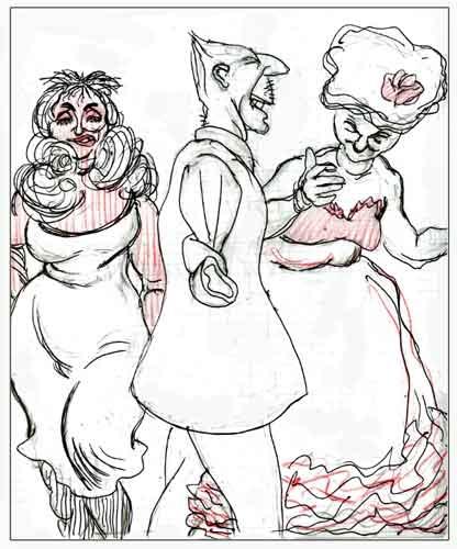 prostitution populaire,moeurs parisiennes,sexualité,paris