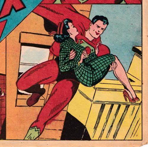 :Superman,Siegel et Shuster,Cologne muezzin,bisexualité dans la BD,homosexualité dans la BD,Doc Jivaro,bandes dessinées de collection,