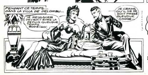 bandes dessinées,dargo,tarzan,tarzanides,marijac,éditions serge,coq hardi,censure,illustrés pour enfants