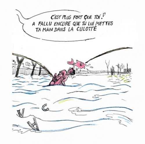 zouave pont de l'alma,inondations parisiennes,georges diebolt sculpteur,guerre de crimée,victoire bataille de l'alma,crues à paris