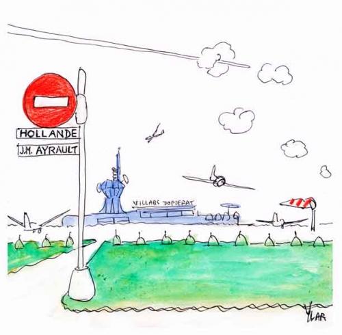 François Hollande,Jean-Marc Ayrault,vigipirate,protection anti-terroriste,déplacement présidentiel,Roissy Charles de Gaulle,