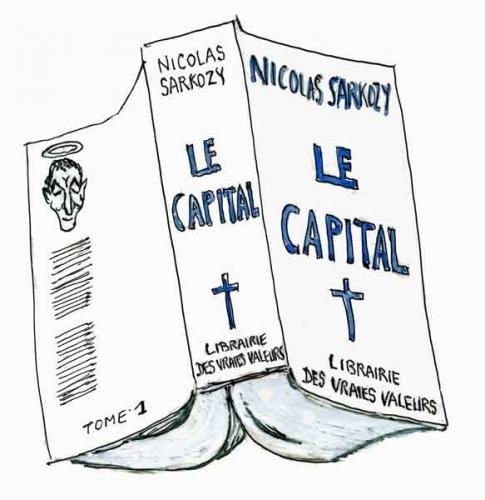 sarkozy,candidature présidentielle 2012,capitalisme