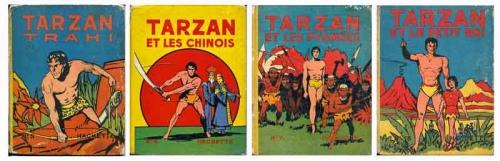 tarzanides,tarzan,le fils de tarzan,edgar rice burroughs,bd,bd anciennes