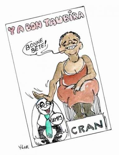 taubira,Assemblée nationale,CRAN,PS,bananes,UMP,Walvari,Guyane indépendante