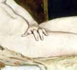 Manet,Olympia,érotisme,Le Titien,musée orsay,exposition parisienne