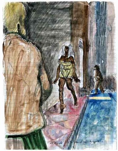 prostitution,prostitution populaire,prostitution parisienne,strass,moeurs,sexualité,