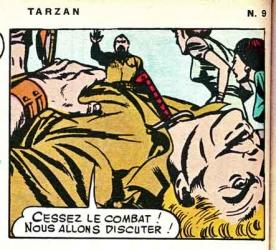 bandes dessinées,bd,king,fred hartman,editeur sage,jim gary,thunder jack,rancho,donald,tarzan,tarzanides